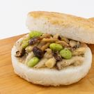 松露風味野菇米漢堡3顆(非素食),市價195