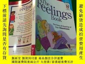 二手書博民逛書店The罕見feelings bookY290224 DR. ly