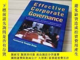 二手書博民逛書店effective罕見corporateY312914 如圖 如圖