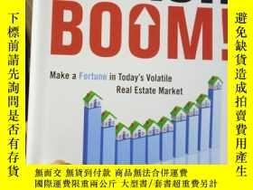 二手書博民逛書店Crash罕見Boom!: Make a Fortune in