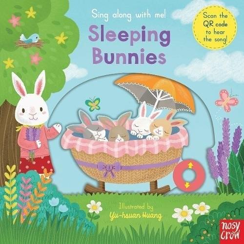 Sing Along With Me! Sleeping Bunnies 小兔兔快起床童謠歌唱操作書(英國版)