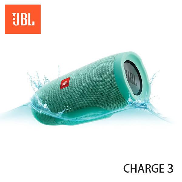 JBL Charge 3 藍牙喇叭 完全防水 攜帶式喇叭 重低音強化 支援通話 可當行動電源使用 可串聯