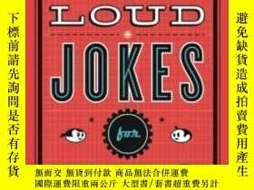 二手書博民逛書店Laugh-out-loud罕見Jokes For Kids-給孩子們大聲笑話Y436638 Rob Elli