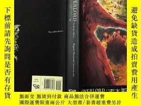 二手書博民逛書店Overlord,罕見Vol. 3 - light novel 霸王卷 3-輕小說 英文原版青少年小說 精裝Y