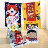 ★買一送一★授權卡通童巾【愛買】
