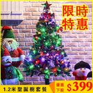 耶誕節裝飾品 120cm聖誕樹套餐1.2米 聖誕樹 聖誕交換禮物