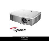 ◆【附100吋手拉幕】 Optoma EC400X 4000流明 XGA多功能數位投影機