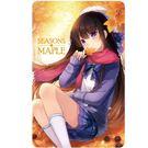魔法少女iPASS:Seasons~Maple~香味一卡通