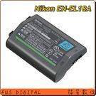 【福笙】Nikon EN-EL18A ENEL18A 原廠鋰電池 D4 D4S D5