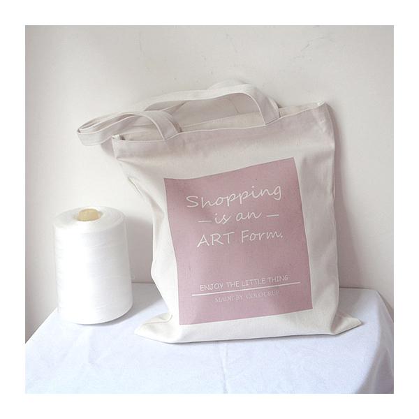 帆布包 帆布袋 手提包 手提袋 側背包 環保購物袋--單肩/拉鏈【DE85774】 BOBI  08/24