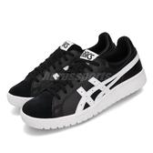 Asics 休閒鞋 Tiger Gel-PTG 黑 白 低筒 經典款 男鞋 【PUMP306】 1193A135001