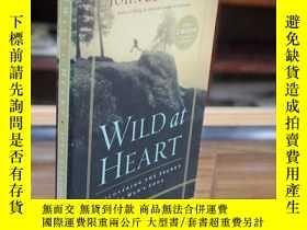二手書博民逛書店Wild罕見at Heart: Discovering the