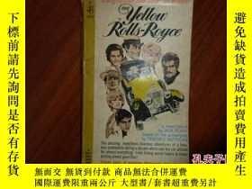二手書博民逛書店《Yellow罕見rolls-Royce》英文書籍Y135958