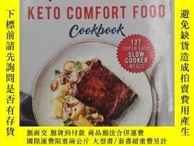 二手書博民逛書店Fix-It罕見and Forget-It Keto Comfo