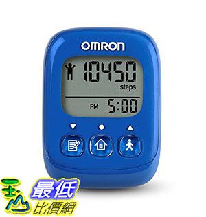 [107美國直購] 計步器 Omron HJ325 Alvita Ultimate Pedometer, Blue