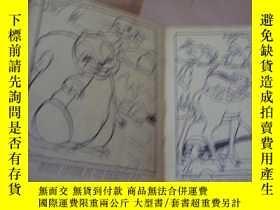 二手書博民逛書店walt罕見disney s paint book of an