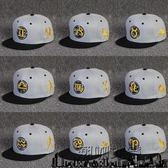 雙十二狂歡12十二星座帽子夏天韓版潮百搭嘻哈帽防曬棒球帽男士平沿帽【潮咖地帶】
