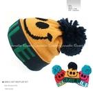 【笑臉帽圍巾二件組】韓系超可愛笑臉造型兒童帽子+圍巾超值2件組