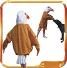 【可愛動物-老鷹】萬聖節化妝表演舞會派對造型角色扮演服裝道具