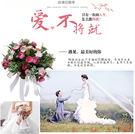 家居飾品高仿真婚慶裝飾花束Eb7223『小美日記』