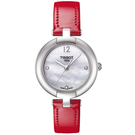TISSOT  情人節限定 熱情佳人優雅真鑽腕錶 原廠公司貨 瑞士原裝 T084.210.16.116.00