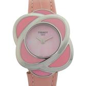 T-TREND系列花瓣造型腕錶 【二手名牌BRAND OFF】