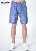 BIG TRAIN 全地域街頭短褲-男--共四色