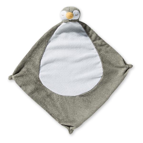 美國Angel Dear 動物嬰兒安撫巾 企鵝
