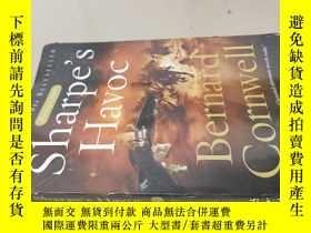 二手書博民逛書店Sharpes罕見Havoc:Richard Sharpe &