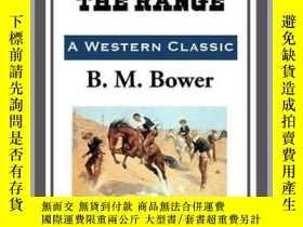 二手書博民逛書店The罕見Spirit of the RangeY410016 B. M. Bower Start Publi