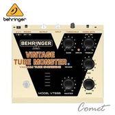 【經典電子管過載效果器】【Behringer VT999】 【VINTAGE TUBE MONSTER VT999】【效果器/VT-999】