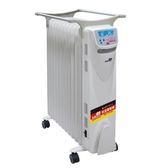 北方 葉片式恆溫電暖爐(電子式) NRD1281