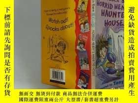 二手書博民逛書店Horrid罕見Henrys Haunted House 可怕的亨利鬼屋 ..Y200392