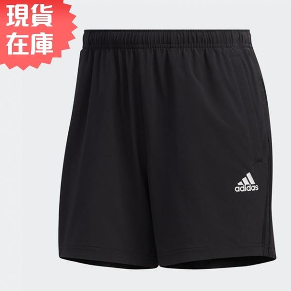 【現貨】Adidas Must Haves 女裝 短褲 慢跑 休閒 口袋 黑 【運動世界】FT2879