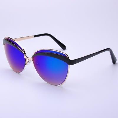 太陽眼鏡-個性有型炫彩搭配男女偏光墨鏡5色73en106【巴黎精品】
