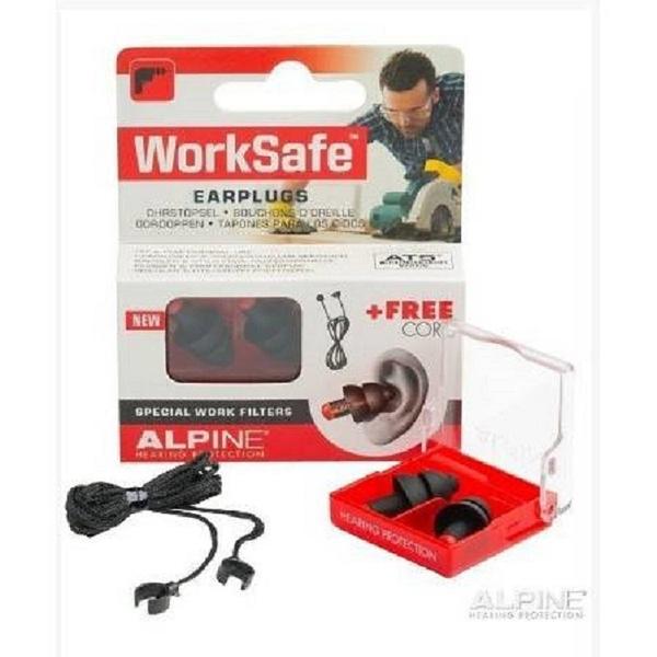 樂達數位 荷蘭原裝進口 Alpine Worksafe頂級工作聽力保護耳塞