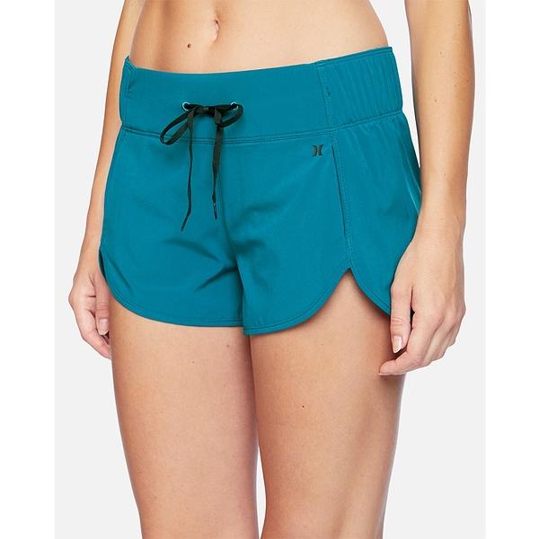 HURLEY|女 AQUAS BOARDSHORT 衝浪海灘褲