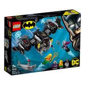 LEGO樂高 蝙蝠俠系列 76116 Batman™ Batsub and the Underwater Clash 積木 玩具