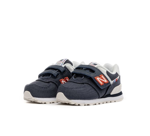 New Balance 深藍運動休閒童鞋-NO.IV574SOP