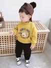 兒童抓絨衛衣2018新款韓版休閒卡通套頭上衣男童秋冬裝寶寶衣服潮  嬌糖小屋