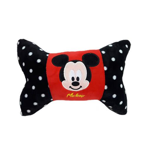 Hello Boody ❤︎正版迪士尼授權商品蝴蝶造型小骨頭枕 車用枕 米奇 熊抱哥 維尼