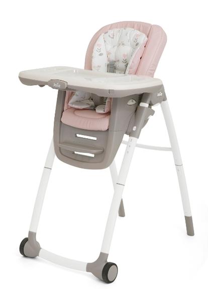 【現貨】奇哥Joie Multiply 6in1成長型多用途餐椅-粉【六甲媽咪】