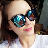 太陽鏡女偏光圓臉GZG878【每日三C】