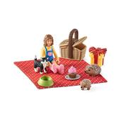 Schleich 史萊奇動物模型- 生日野餐組