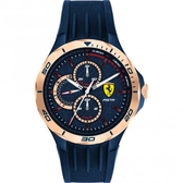 【Ferrari 法拉利】/三眼賽車錶(男錶 女錶)/FA0830724/台灣總代理原廠公司貨兩年保固