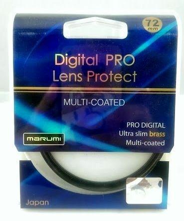 【銅框】MARUMI 72mm DHG Digital PRO Lens Protect brass DHG 保護鏡