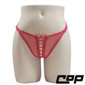 女內褲(COP)F261紅-F
