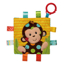 MARY MEYER 標籤動物安撫沙沙紙/安撫巾~點點猴