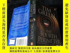 二手書博民逛書店The罕見Fourth Perimeter(英文原版書)Y963