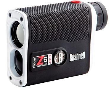 晶豪泰 美國 Bushnell Tour Z6 JOLT Slope 雷射測距望遠鏡